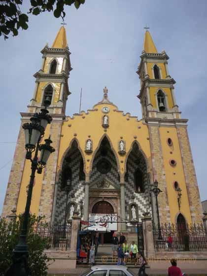 """""""Cathedral Basílica de la Inmaculada Concepción, Mazatlan"""""""