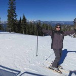 Skiing North Lake Tahoe