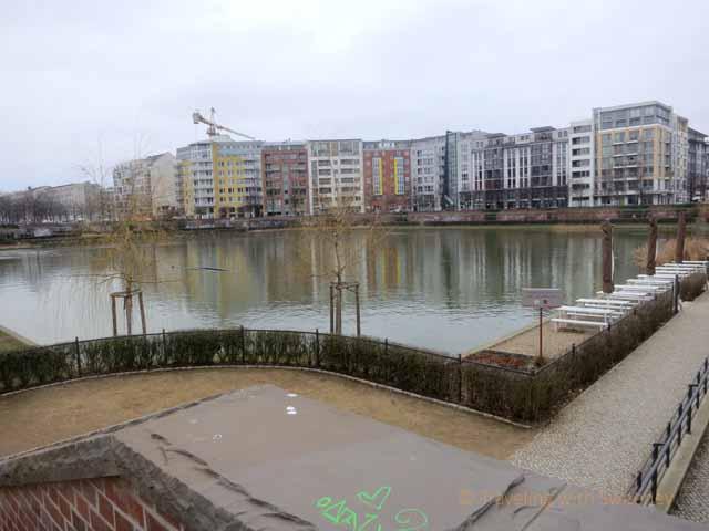 """""""Luisenstadt Canal in Kreuzberg"""""""