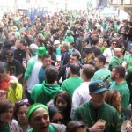 Celebrating St. Patrick's Day in San Francisco