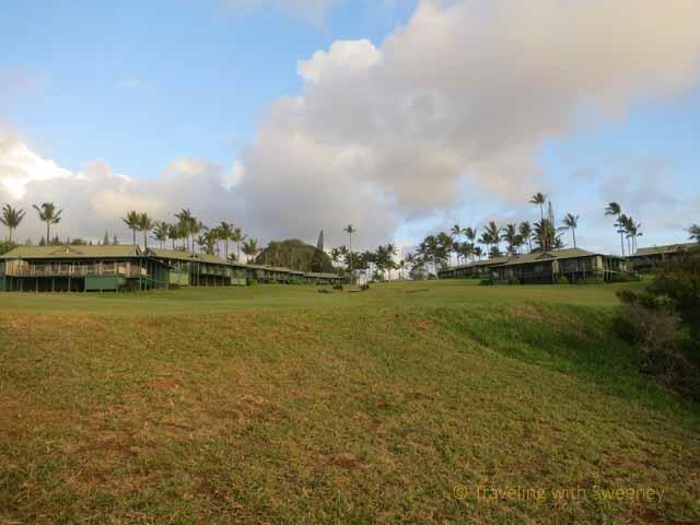"""Travaasa Hana cottages, previously a sugar plantation in Hana, Maui"""