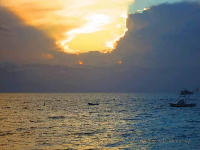 """""""Maui sunset, Ka'anapali Beach"""""""