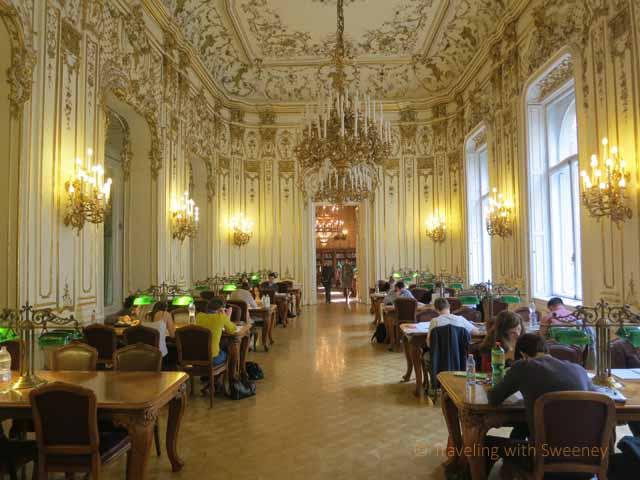 """""""Metropolitan Ervin Szabó Library, Budapest"""""""