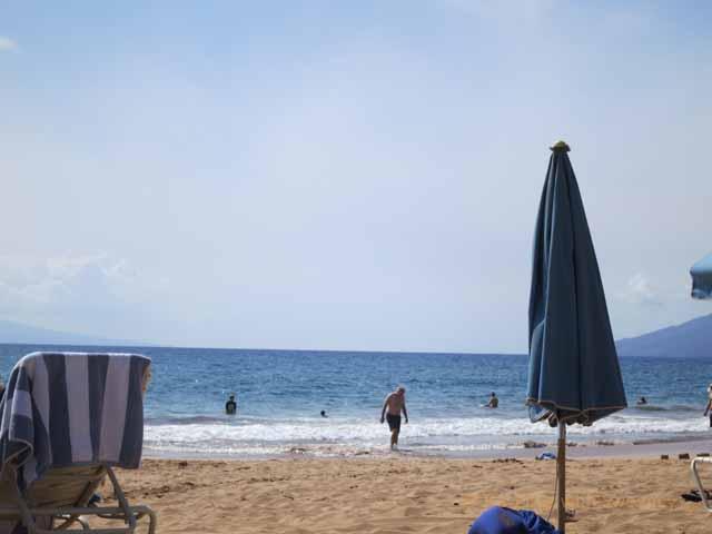 """""""Fun in the sun on sandy Wailea Beach, Maui"""""""
