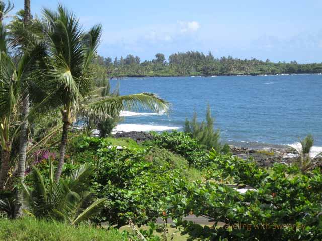 """""""Hana Bay on the northeast coast of Maui"""""""