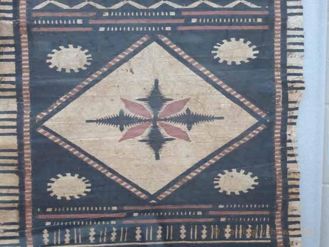 """""""The making of kapa (barkcloth) was an important activity for ancient Hawaiians"""""""