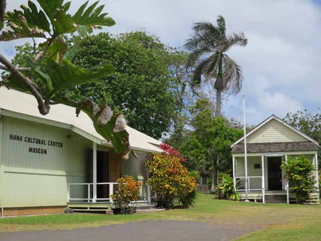 """Hana Cultural Center and Courthouse, Maui"""