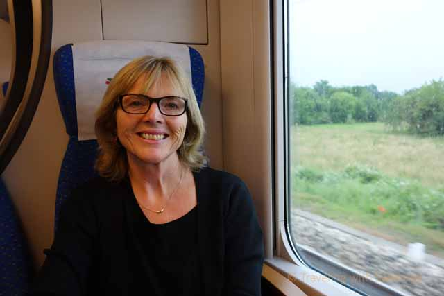 """""""Aboard the Malpensa Express from the MXP airport to Milan City Center"""""""