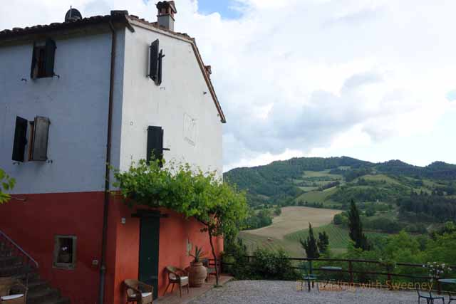 """Torre Fantini Bed and Breakfast in Tredozio, Emilia-Romagna, Italy"""