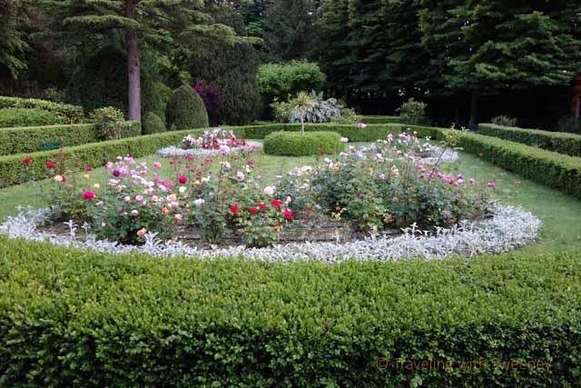 """Palazzo Fantini Gardens in Tredozio, Italy"""