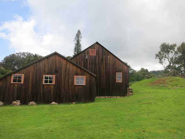 """Molokai Museum and Cultural Center buildings"""