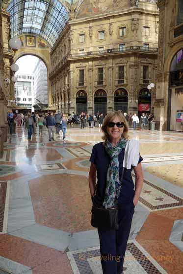 """""""At Galleria Vittorio Emanuele II"""""""