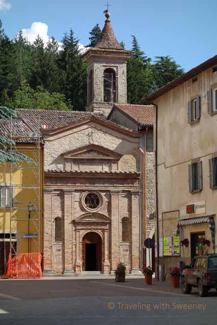 """""""Chiesa della Compagnia, Tredozio, Italy"""""""
