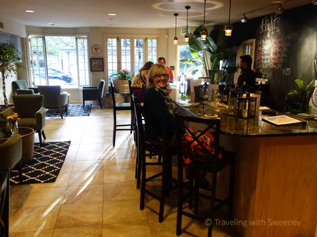"""De Tierra Tasting Room in Carmel, California"""