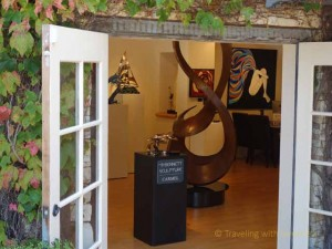 """Art gallery in Carmel, California"""
