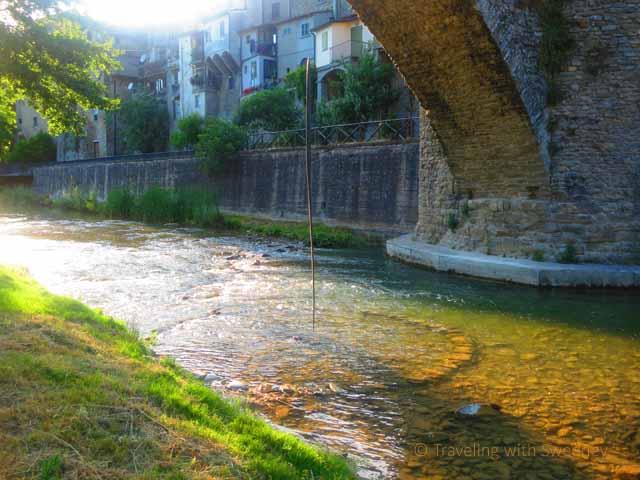 """sign by Oscar Dominguez at Portico in Arte hosted by Al Vecchio Convento is Portico di Romagna, Italy"""