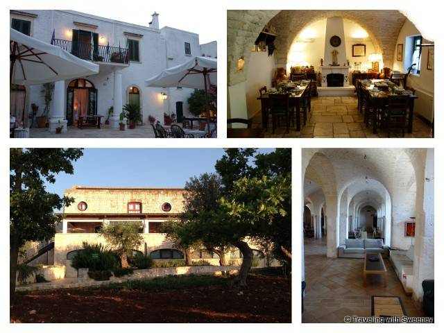 """Masseria il Frantoio and Victor Country Hotel, Puglia"""