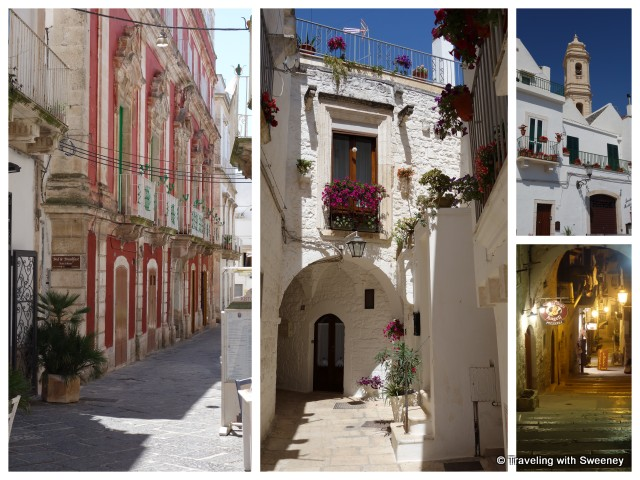 """The towns of Puglia, Italy"""