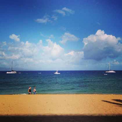 """""""Ka'anapali Beach at the Westin Resort Maui"""""""