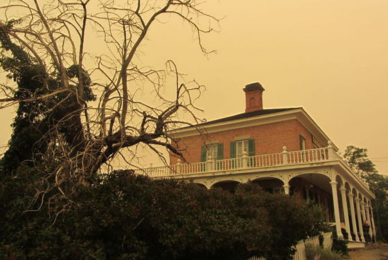 """Ominous Mackay Mansion"""