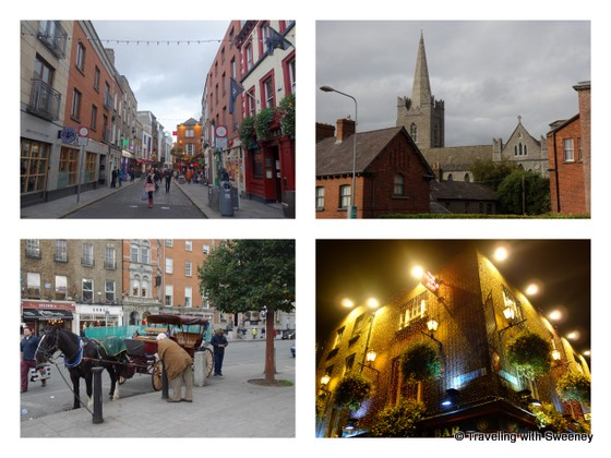 """Scenes of Dublin, Ireland"""