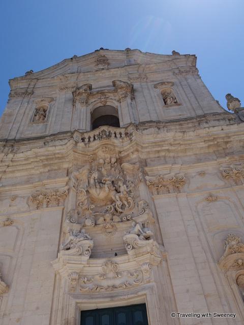 """Basilica of San Martino, Martina Franca, Italy"""