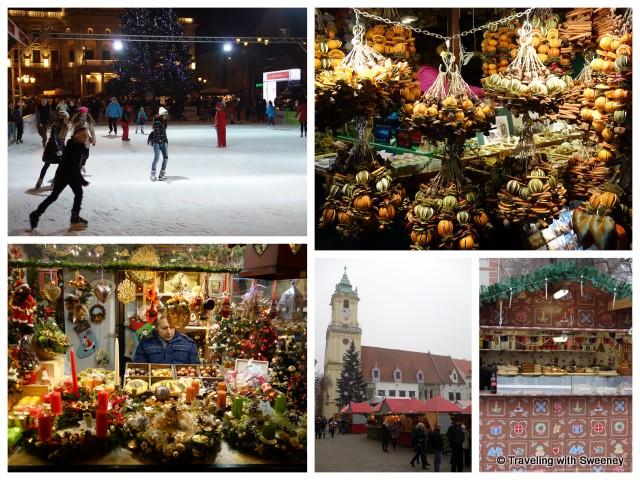 """Bratislava Christmas markets 2013"""