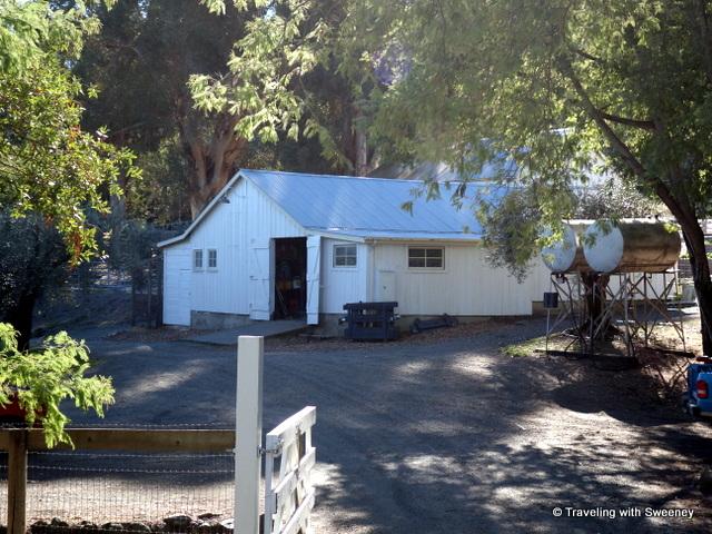 """""""On the Mayacamas Estate of Long Meadow Ranch in Napa Valley"""""""