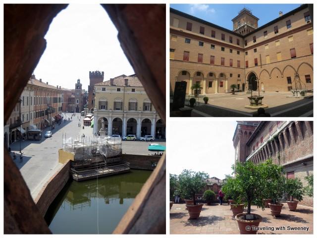 """""""Castello Estense in Ferrara, Italy"""""""