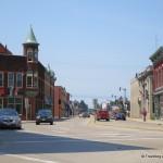Snapshots of Marinette, Wisconsin