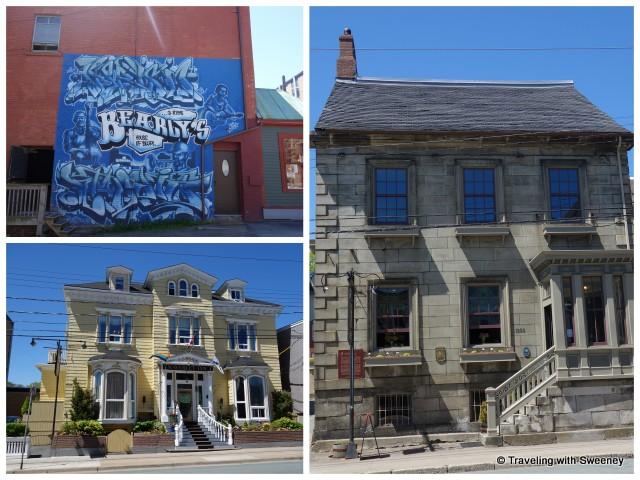 """A pub, an inn, and the blues along Barrington Street in Halifax, Nova Scotia"""