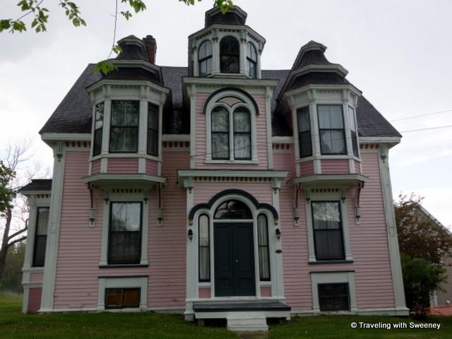 """Allan R. Morash House, Lunenburg, Nova Scotia"""