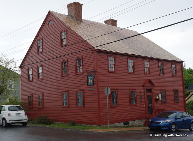 """Lennox Inn, Lunenburg, Nova Scotia"""