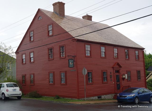 """""""Lennox Inn, Lunenburg, Nova Scotia"""""""