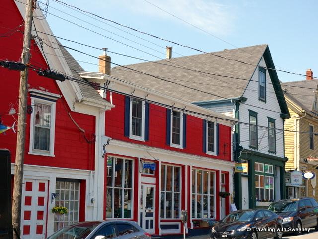 """""""Elizabeth's Books, Lunenburg, Nova Scotia"""""""