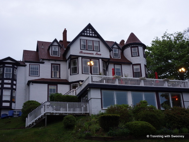 """""""Boscawen Inn, Lunenburg, Nova Scotia"""""""