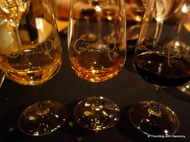 """Luscious wines of Domaine de Grand Pre"""