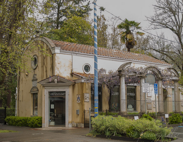 """Ca' Toga Art Gallery, Calistoga"""