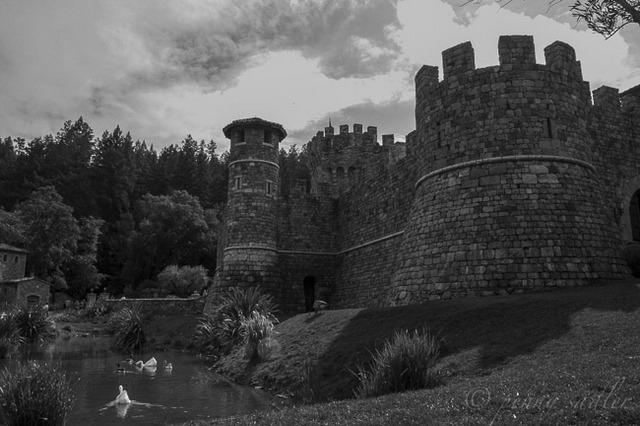 """Castello Amorosa, Calistoga"""
