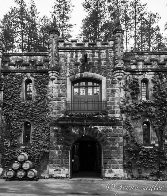 """Chateau Montelena, Calistorga"""