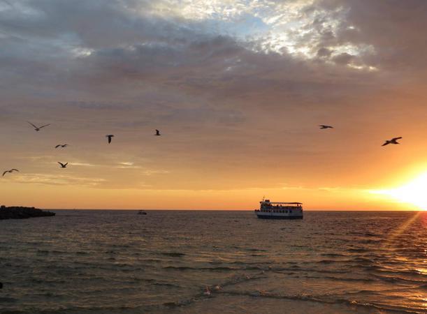 """""""Sunset in Panama City Beach"""""""