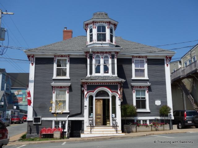 """""""Mariner King Inn, Lunenburg, Nova Scotia"""""""