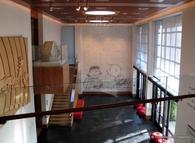 """""""Charles M. Schulz Museum in Santa Rosa, California"""""""