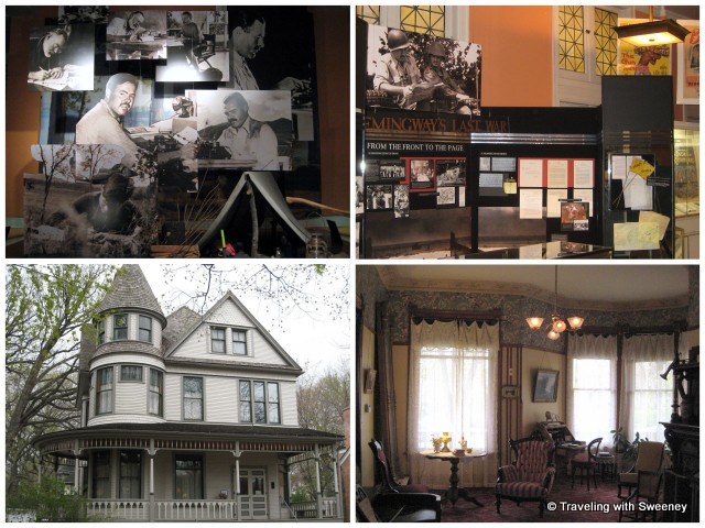 """""""Ernest Hemingway Museum and Birthplace in Oak Park, Illinois"""""""