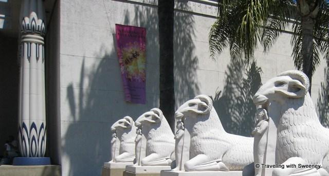 """Rosicrucian Museum in San Jose, California"""