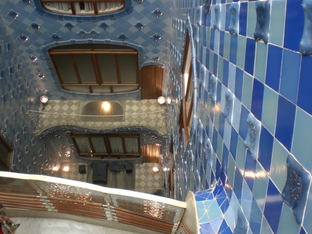 """Casa Battlo interior decor, Barcelona"""