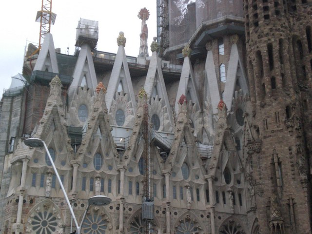 """Sagrada Familia, Barcelona"""