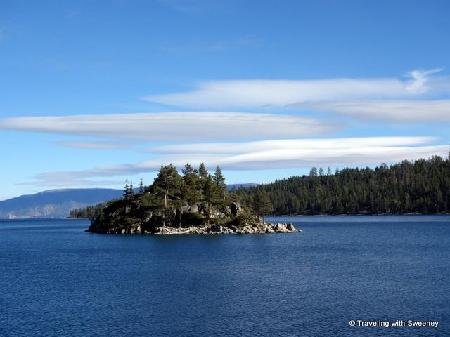 """""""Fannette Island in Emerald Bay, Lake Tahoe, California"""""""