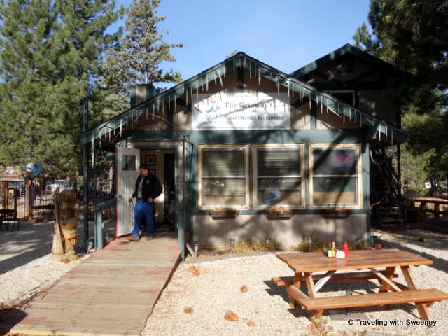"""""""Getaway Cafe, South Lake Tahoe"""""""
