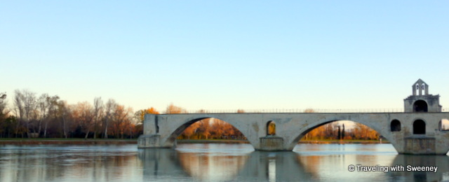 Pont St. Benezet (Pont d'Avignon)